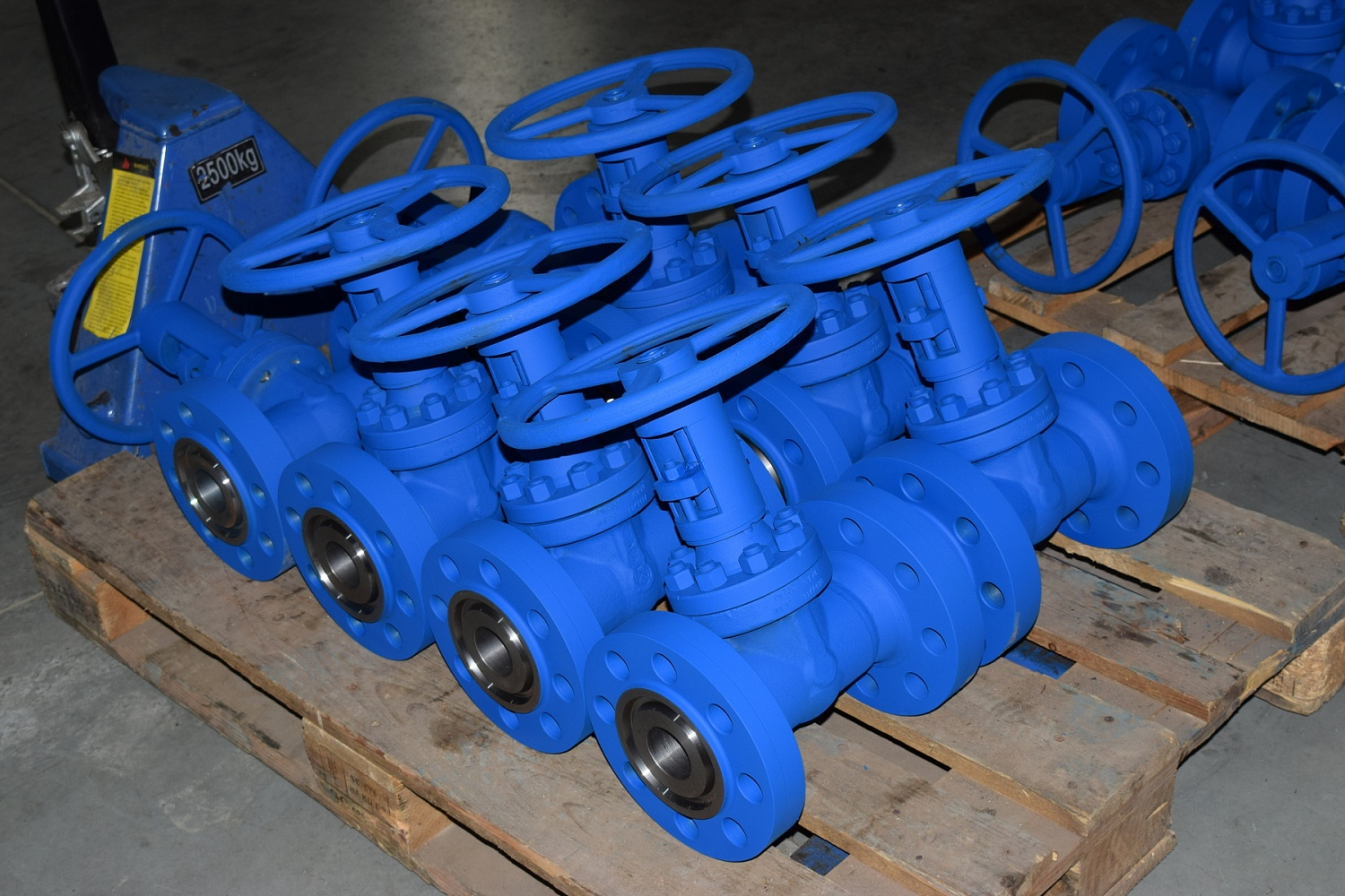 «Armpromlit» company High pressure gate valve DN50 PN250 with rising stem by APMPROMLIT is available